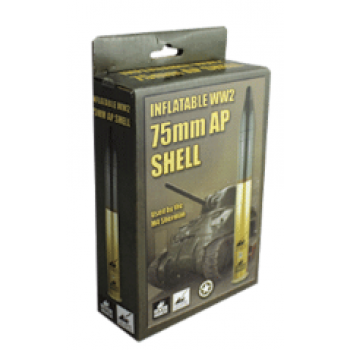 Inflatable 75mm AP Shell