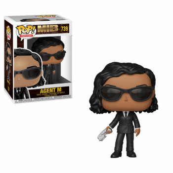 Funko POP! Men In Black: International - Agent M Vinyl Figure 10cm
