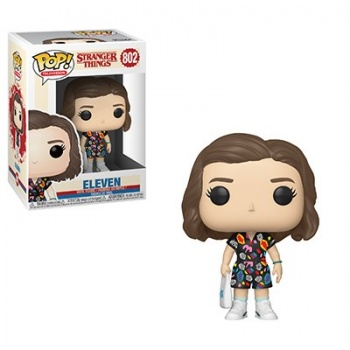 Funko POP! Stranger Things - Eleven in Mall Outfit Vinyl Figure 10cm