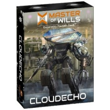 Master of Wills: Cloudecho Expansion Deck - EN