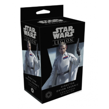 FFG - Star Wars Legion - Director Orson Krennic Commander Expansion - EN