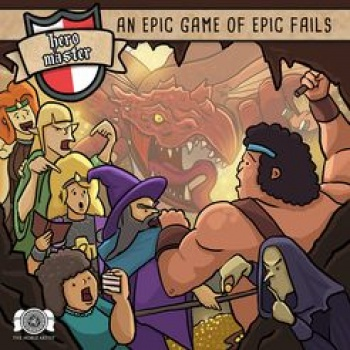 Hero Master: An Epic Game of Epic Fails - EN
