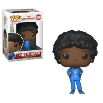 Funko POP! The Jeffersons - Louise Jefferson Vinyl Figure 10cm
