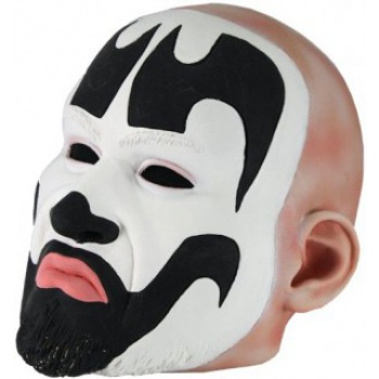 ICP Insane Clown Posse Shaggy 2 Dope Latex Mask