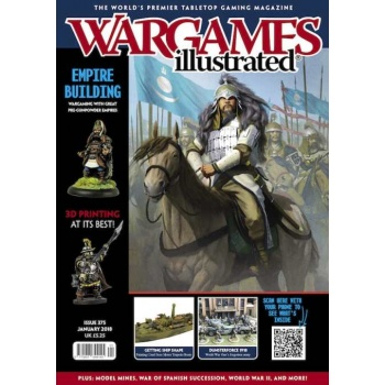 Wargames Illustrated Issue 375 January 2019 Edition - EN