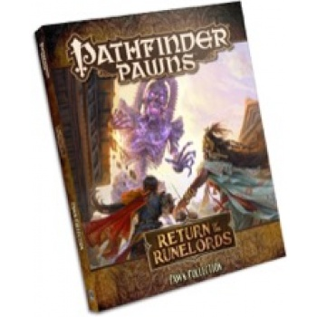 Pathfinder Pawns: Return of the Runelords Pawn Collection - EN