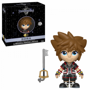 Funko 5 Star Kingdom Hearts 3 - Sora Vinyl Figure 8cm