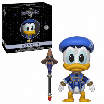 Funko 5 Star Kingdom Hearts 3 - Donald Vinyl Figure 8cm