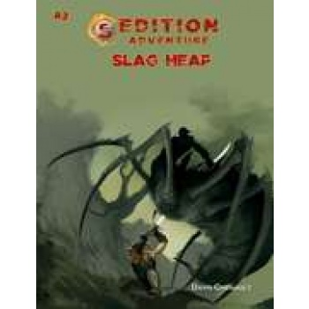 5th Edition Adventures: A2 - Slag Heap - EN
