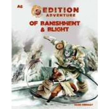 5th Edition Adventures: A6 - Of Banishment & Blight - EN
