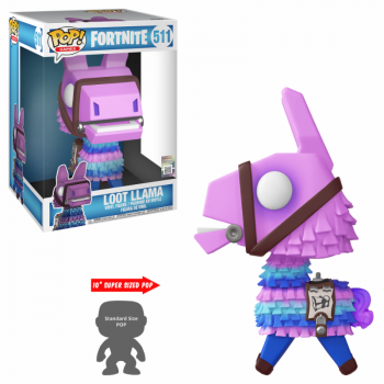 Funko POP! Fortnite S3 - Loot Llama Oversized Vinyl Figure 25cm