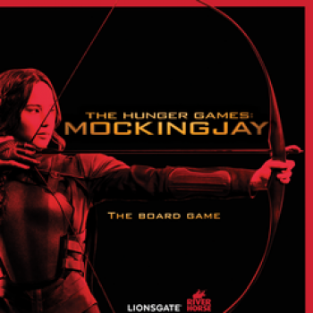 The Hunger Games: Mockingjay - The Board Game - EN
