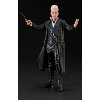 Fantastic Beasts: The Crimes of Grindelwald - Gellert Grindelwald ARTFX+ 1/10 PVC Statue 18cm