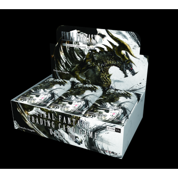 Final Fantasy TCG Opus VIII - Booster Display (36 Packs) - DE