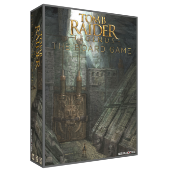 Tomb Raider​ Legends​ - The Board Game - EN