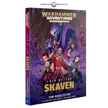 Warhammer Adventures Realm Quest - Lair of the Skaven - EN