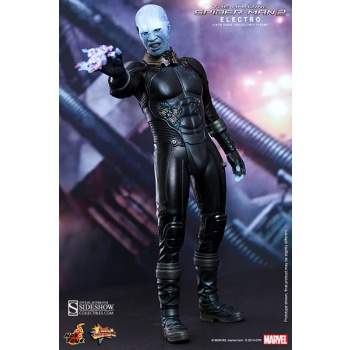 Amazing Spider-Man 2 - Electro 1/6 Scale Movie Masterpiece Figure w/ LED-Light Effect 30cm