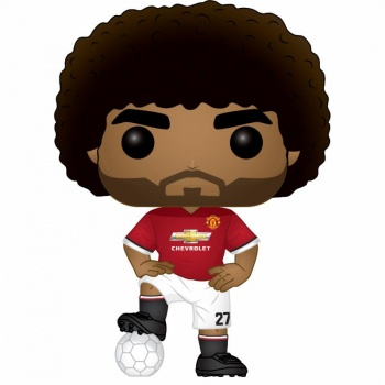 Funko POP! Football - Marouane Fellaini (MAN U) Vinyl Figure 10cm
