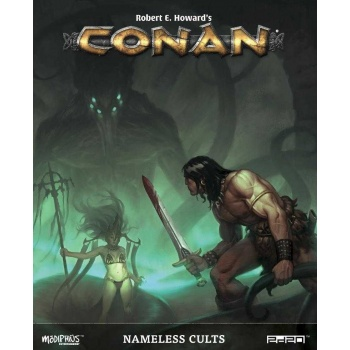 Conan: Adventures in an age Undreamed of - Nameless Cults - EN