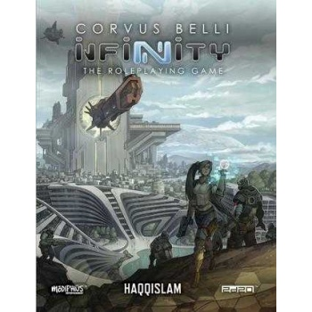 Infinity RPG - Infinity Haqqislam Supplement - EN