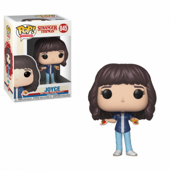 Funko POP! Stranger Things - Joyce Vinyl Figure 10cm