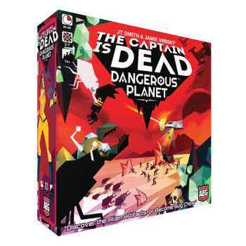 The Captain is Dead: Dangerous Planet - EN