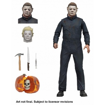 Halloween 2 - Ultimate Michael Myers Action Figure 18cm