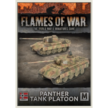 Flames of War: Panther Tank Platoon