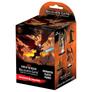D&D Baldur's Gate: Descent into Avernus Eight Ct. Booster Brick - EN