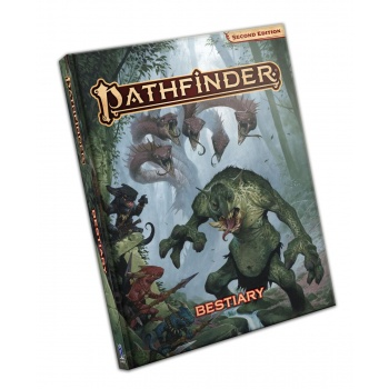 Pathfinder RPG - Bestiary 2nd Edition - EN