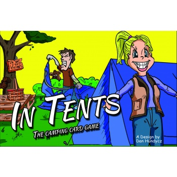 In Tents: The Camping Card Game - EN