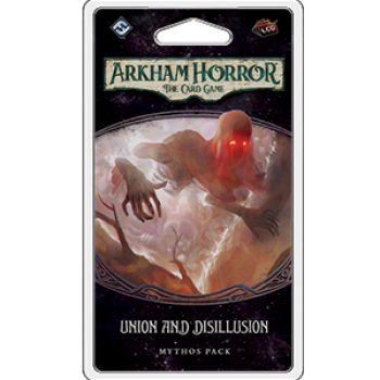 FFG - Arkham Horror LCG: Union and Disillusion - EN
