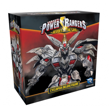 Power Rangers: Heroes of the Grid - Cyclopsis Deluxe Figure - EN