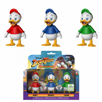 Funko Action Figures Disney Afternoon 3-pack Vinyl Figures ECCC 2019 Limited