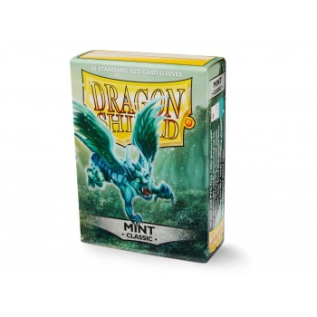 Dragon Shield 60 Classic - Mint (60 Sleeves)