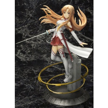 Sword Art Online ASUNA Aincrad 1/8 scale 21cm PVC Ani Statue (repackaged)