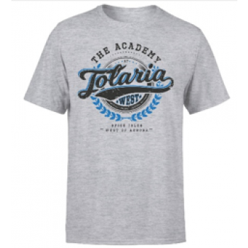 Magic The Gathering - Tolaria Academy T-Shirt - Grey - M