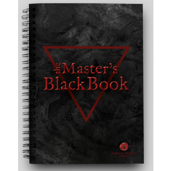 Fantasy World Creator: The Master's Black Book - EN