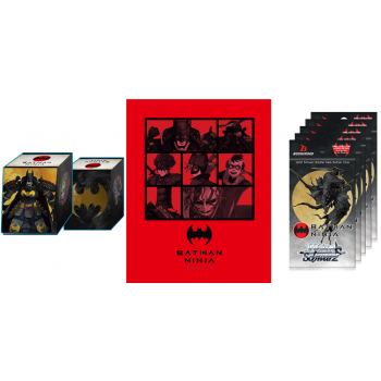 Weiß Schwarz - Supply Set: Batman Ninja - EN