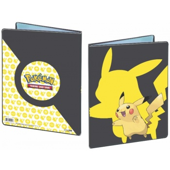 UP - 9-Pocket Portfolio - Pikachu 2019