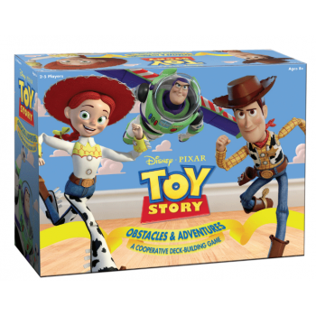 Toy Story Battle Box - A Cooperative Deck-Building Game - EN