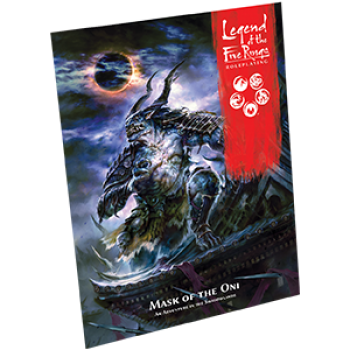 FFG - Legend of the Five Rings RPG - Mask of the Oni - EN