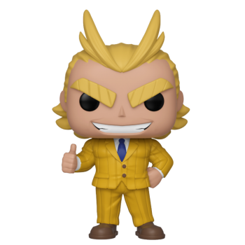 Funko POP! My Hero Academia - Teacher all Might Vinyl Figure 10cm