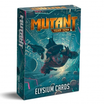 Mutant: Year Zero - Elysium Deck - EN