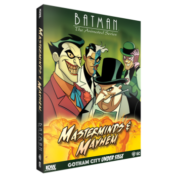 Batman The Animated Series: Gotham City Under Siege – Masterminds and Mayhem - EN