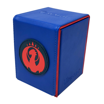UP - Alcove Flip Box for Magic: The Gathering - Izzet