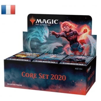 MTG - Core Set 2020 Booster Display (36 Packs) - FR