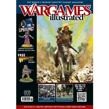 Wargames Illustrated 380 June 2019 Edition - EN