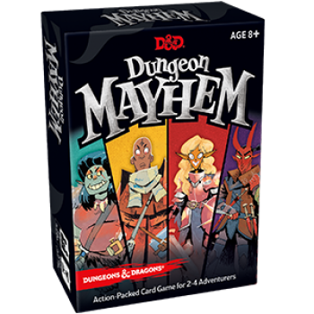 D&D Dungeon Mayhem - FR