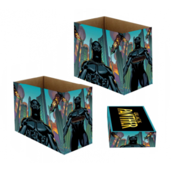 Marvel Comics: Panther Nation Comic Book Storage Box (5 units)